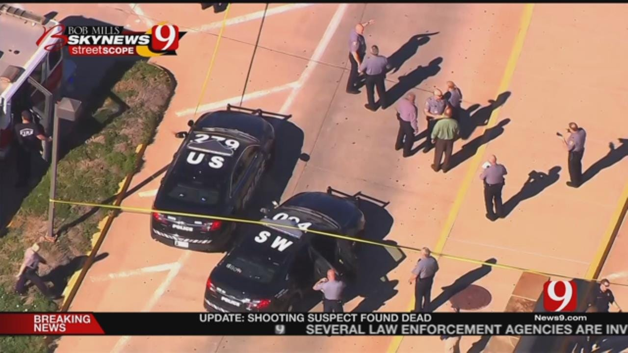WEB EXTRA: News 9 Coverage Of The Deadly Shooting At WRWA