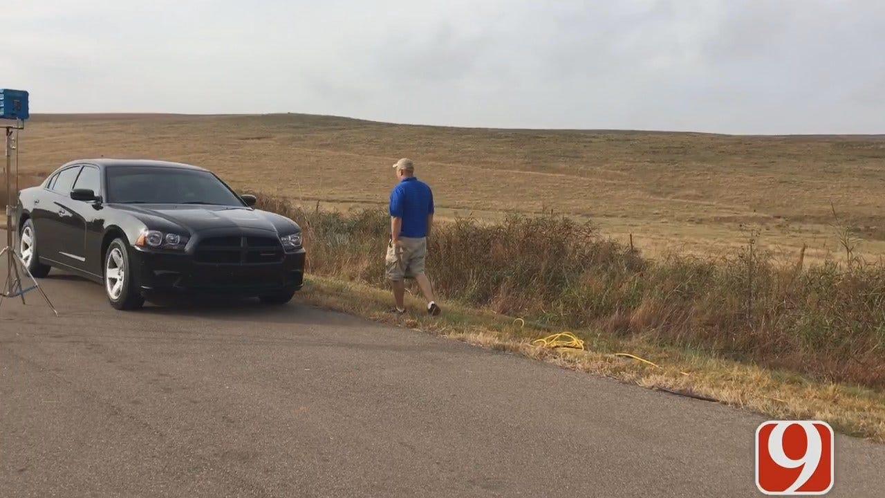WEB EXTRA: Chris Gilmore Updates On Michael Vance Manhunt