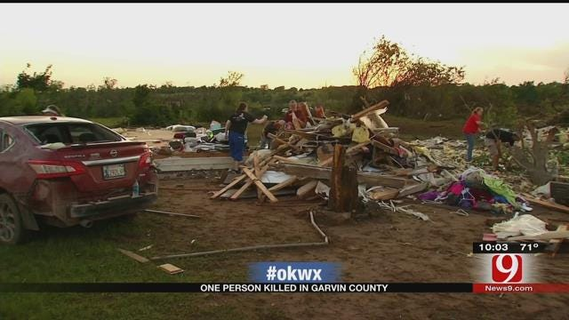 Team Coverage: News 9 Reports On Storm Damage, Fatalities