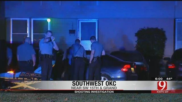 Police Investigating After Deadly Triple Shooting In SW OKC