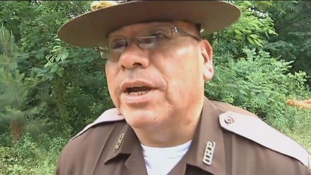 WEB EXTRA: OHP Trooper Joe Jefferson Talks About The Rescue