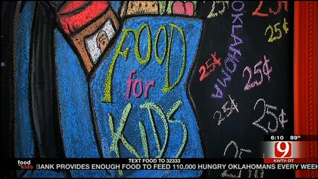 Edmond Cafe Serves Kindness, Free Coffee To Promote Food Bank