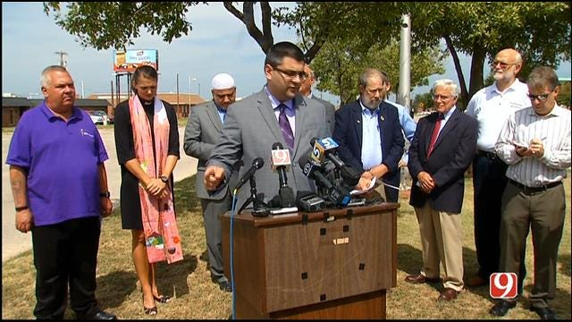 WEB EXTRA: CAIR-OK News Conference Part I