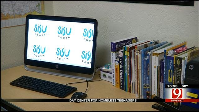 Nonprofit Opens Day Center For Homeless Teenagers
