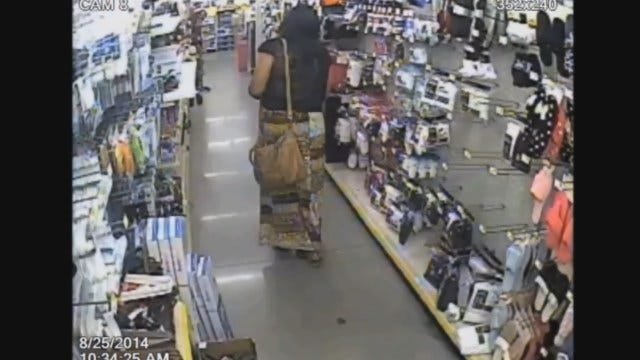 WEB EXTRA: Two Women Accused Of Stealing From OKC Store