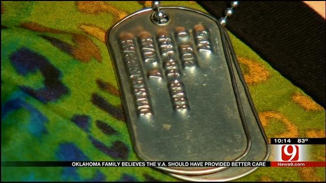 Oklahoma Family Believes VA Should Have Provided Better Care