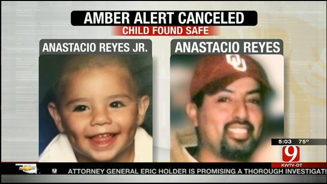 Amber Alert Canceled After Enid Child Found Safe