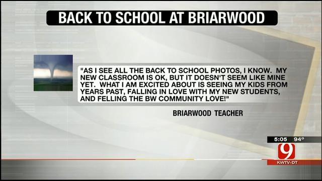 Briarwood Teacher Talks About Preparing For New School Year