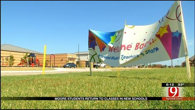 Briarwood Students Head Back To School