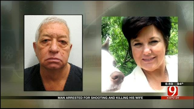 Man Arrested After Shooting, Killing Ex-Wife At Blanchard Convenience Store