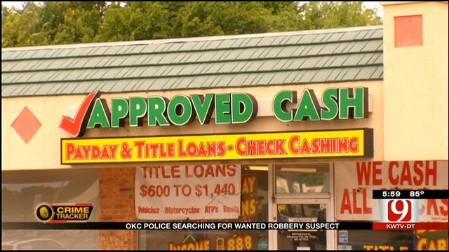 Victims In Armed Robbery At OKC Cash Advance Store Speak Out