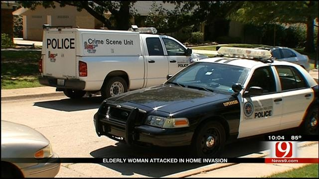 Search Continues For Suspect In NW OKC Home Invasion