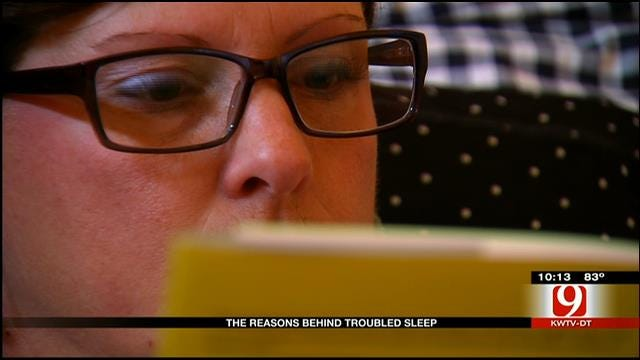 Oklahoma Doctor Reveals Why We Don't Get Enough Sleep