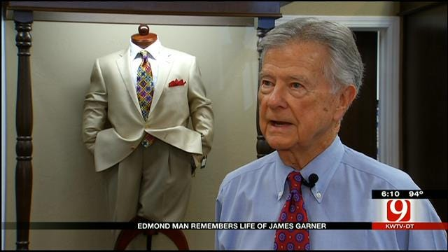 Edmond Clothing Store Owner Recalls Giving James Garner His First Job