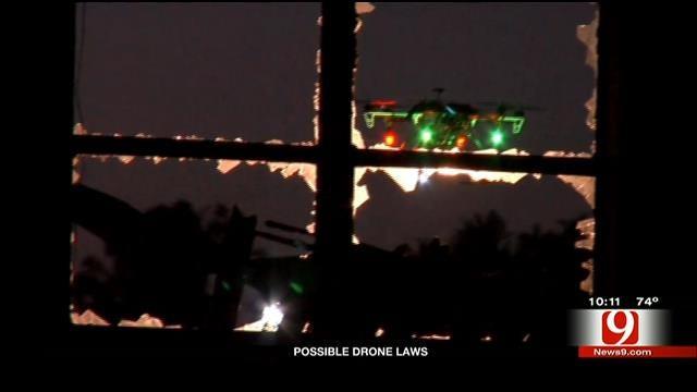 NY Case Escalates Drone Law Debate