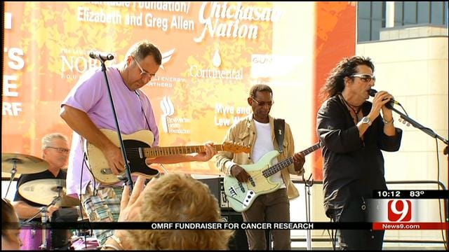 Music Legends Perform At Benefit Concert In OKC