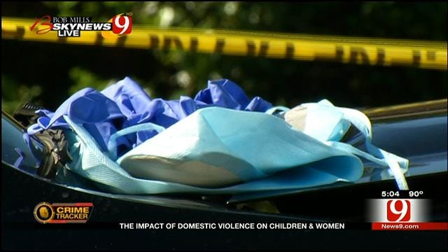 Impact Of Domestic Violence On Children, Women