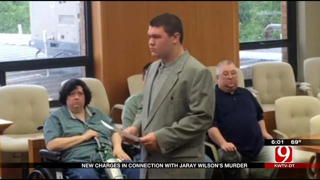 New Charges Filed In Connection With JaRay Wilson's Murder
