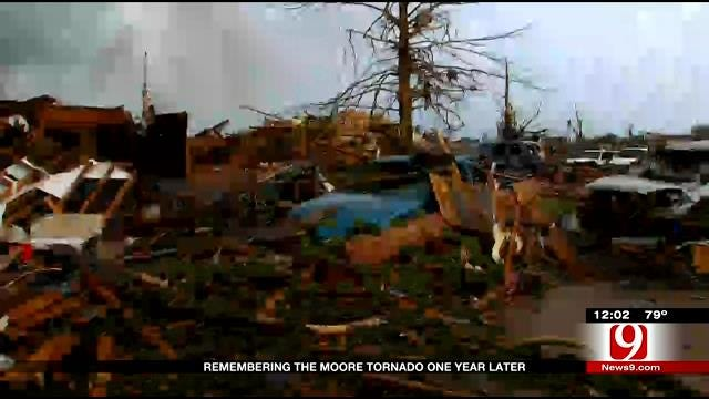 Remembering The Moore Tornado One Year Later