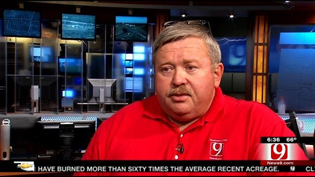 Storm Tracker Alan Broerse Talks About Chasing Deadly Tornado On May 19, 2013
