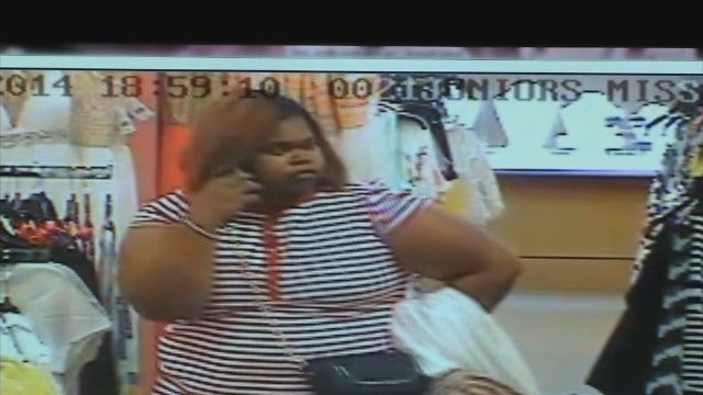 WEB EXTRA: Thieves Steal $17K Worth Of Watches From Dillard's