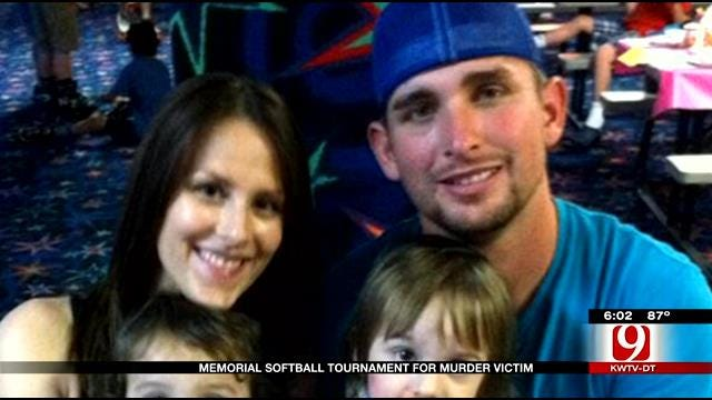 Softball Tourney, Home Run Derby Held For Man Killed In OKC Brawl