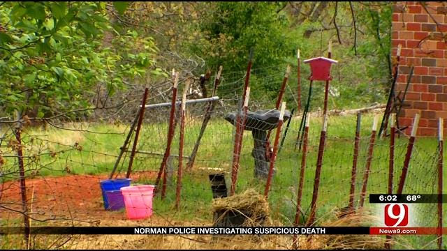 New Details On Body Buried In Backyard Of Norman Home