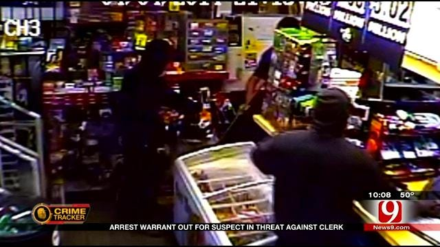 OKC Police Search For Fourth Suspect In Phillips 66 Robbery