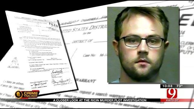 OKC Murder Plot Suspect Got Ricin Idea From Popular TV Show