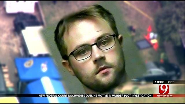 New Federal Court Documents Outline Motive In Murder Plot Investigation
