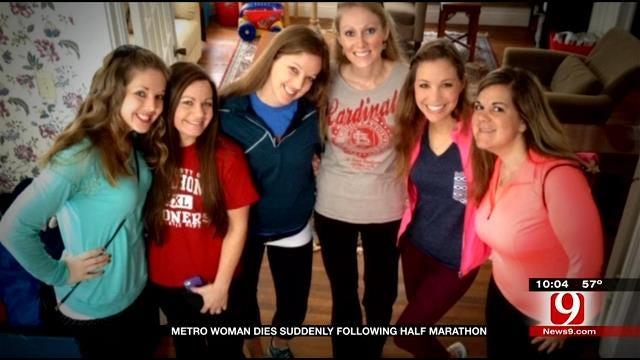 OKC Woman Dies Suddenly Following Half Marathon