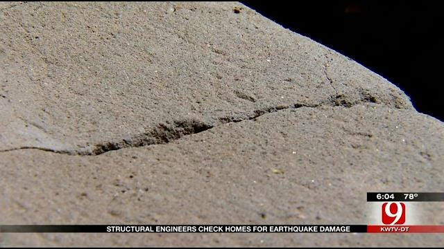 Home Inspector Offers Tips For Spotting Earthquake Damage