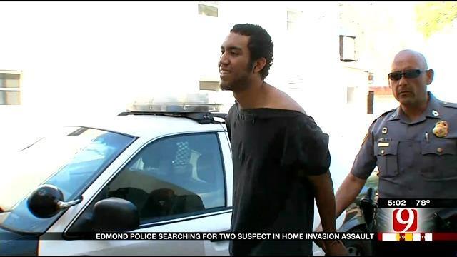 Edmond Home Invasion Suspects In Custody