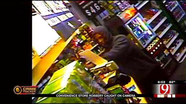 Robbers Use Knife, Gun To Rob Northwest OKC Clerk