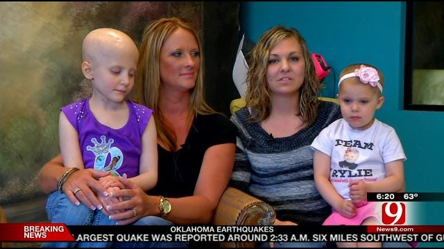 Photographer Talks About Viral Photo Of OK Cancer Patients
