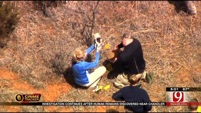 Authorities Investigate Human Skull Found In Chandler
