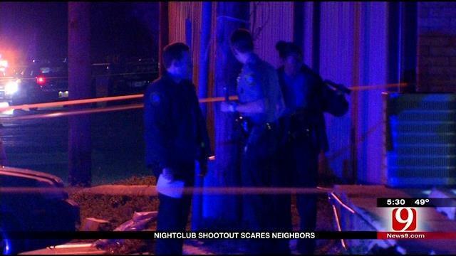 Neighborhood On Edge After Shooting At NW OKC Club