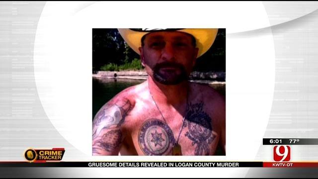 Disturbing New Details Emerge In Logan County Burned Body Case