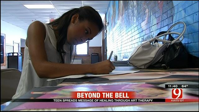 Beyond The Bell: Healing Through Art Therapy