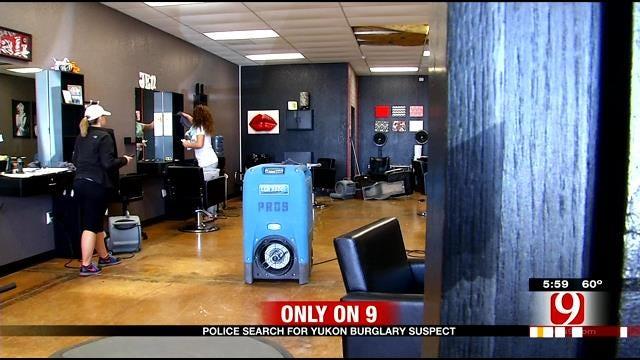 Yukon Salon Ransacked By Burglars