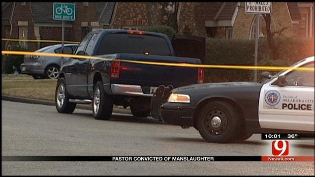 Witness Opens Up About OKC Pastor Killing Son-In-Law