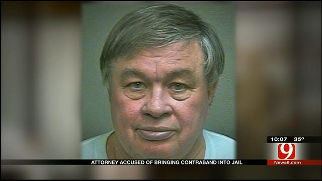 OKC Attorney Arrested For Smuggling Sex Toy Into Jail
