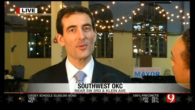 Dr. Ed Shadid Concedes In OKC Mayor's Race