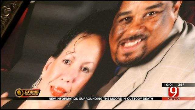 Attorney For Moore Police Officer Shares New Details On In-Custody Death