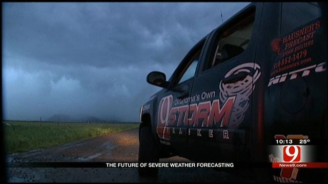 The Future Of Severe Weather Forecasting