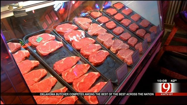 Stillwater Butcher To Compete In National Meat Cutting Challenge