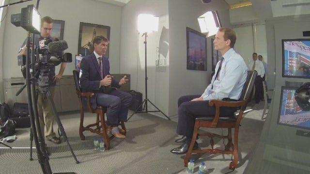 WEB EXTRA: Exclusive Interview With New Chesapeake CEO, Part IV