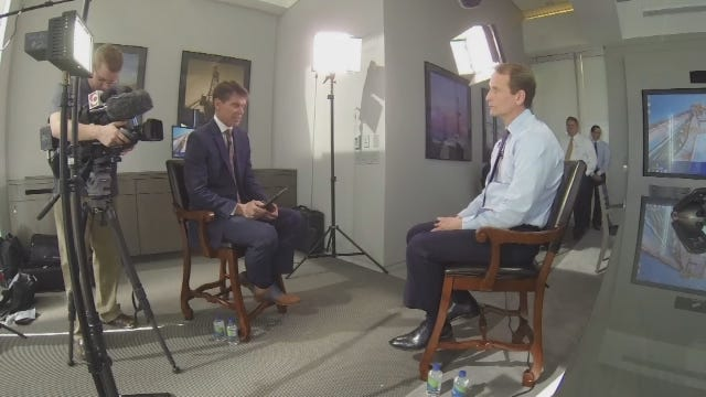 WEB EXTRA: Exclusive Interview With New Chesapeake CEO, Part II