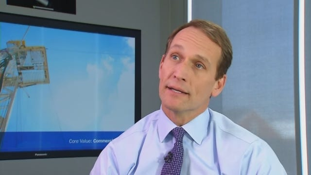 WEB EXTRA: Exclusive Interview With New Chesapeake CEO, Part I