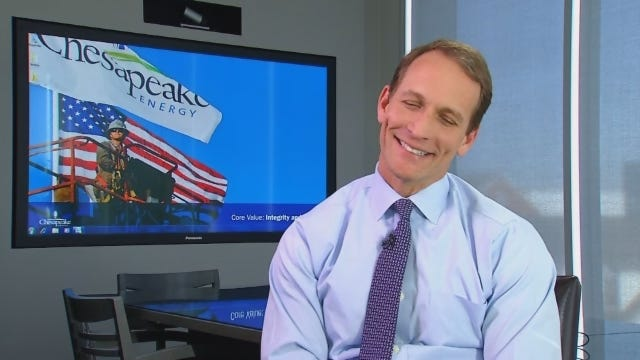 WEB EXTRA: Exclusive Interview With New Chesapeake CEO, Part V